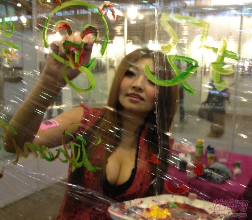 2012第二届台湾成人博览现场图片报道图片64