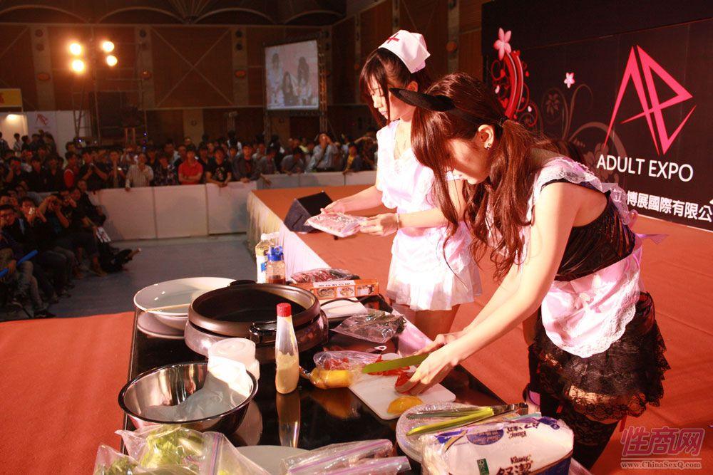 2011首届台湾成人博览现场图片报道图片6