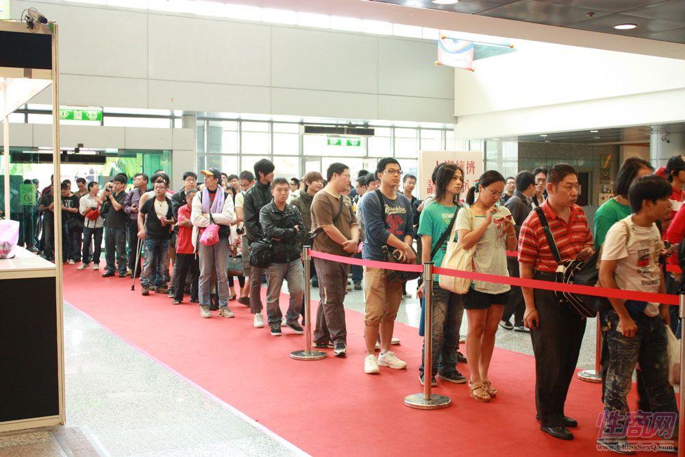 2011首届台湾成人博览现场图片报道图片9