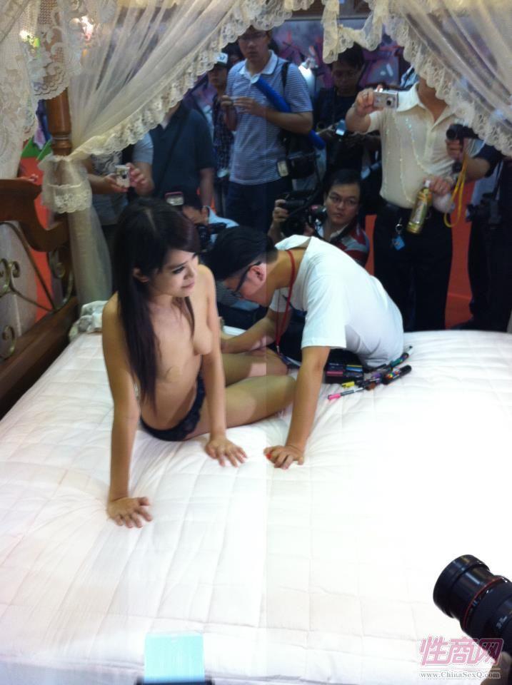 2011首届台湾成人博览现场图片报道图片29