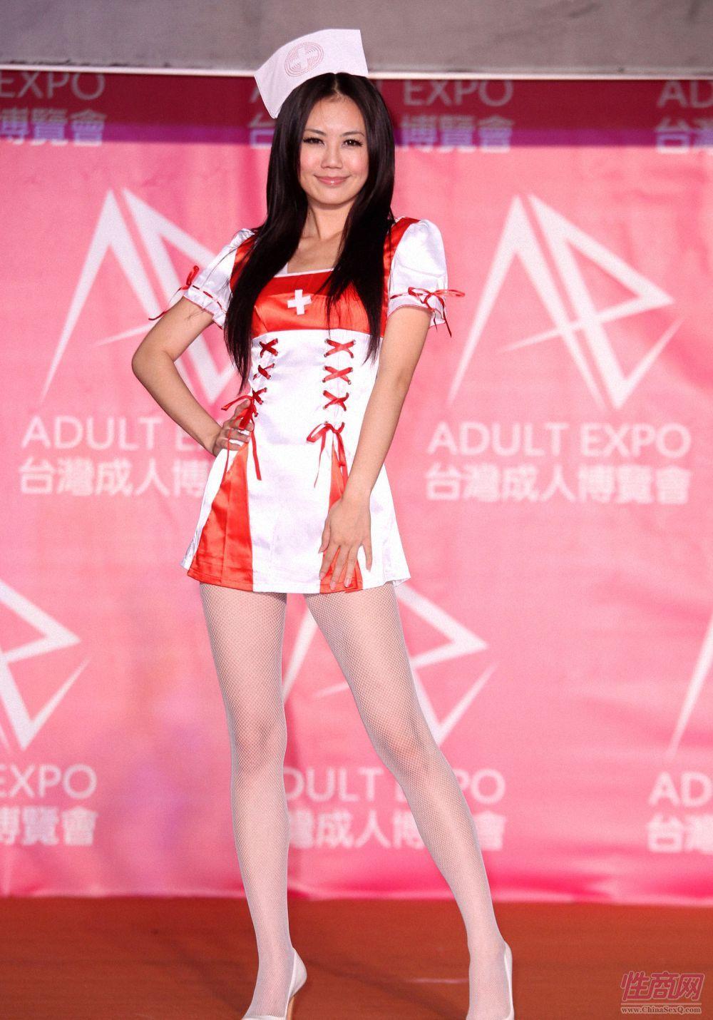 2012第二届台湾成人博览模特性感靓丽图片4