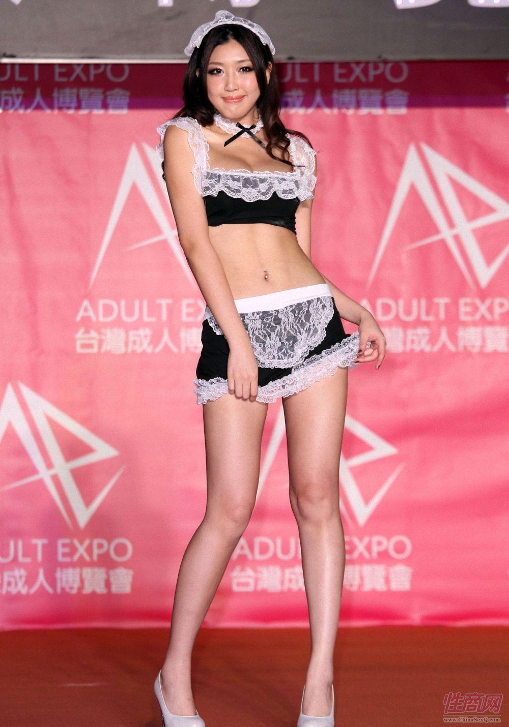 2012第二届台湾成人博览模特性感靓丽图片5