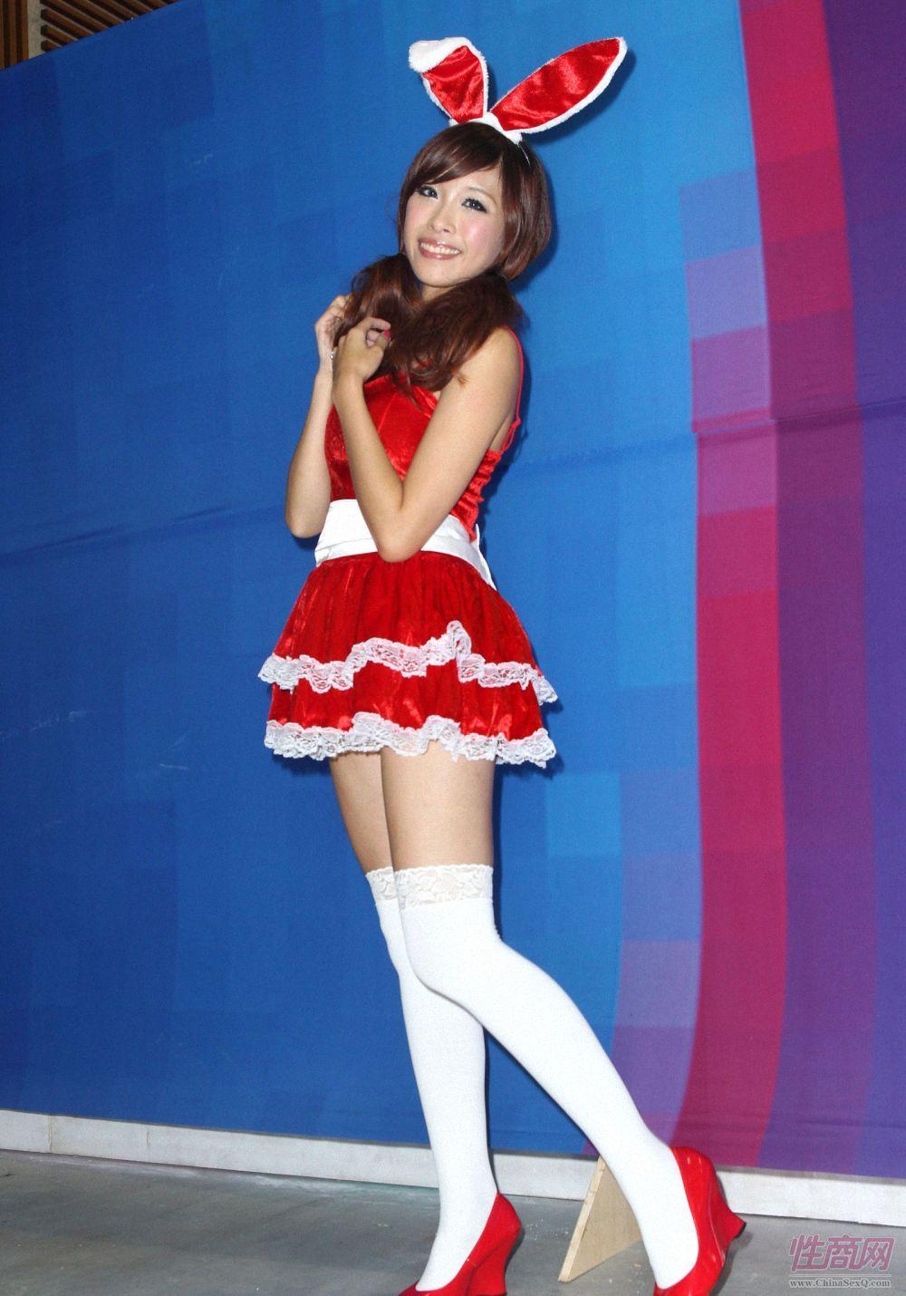 2012第二届台湾成人博览模特性感靓丽图片18