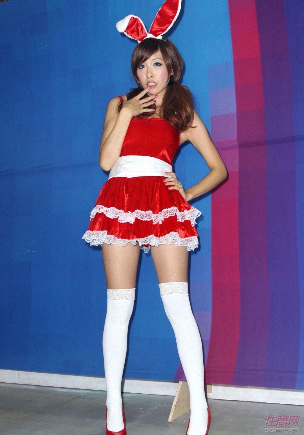 2012第二届台湾成人博览模特性感靓丽图片16