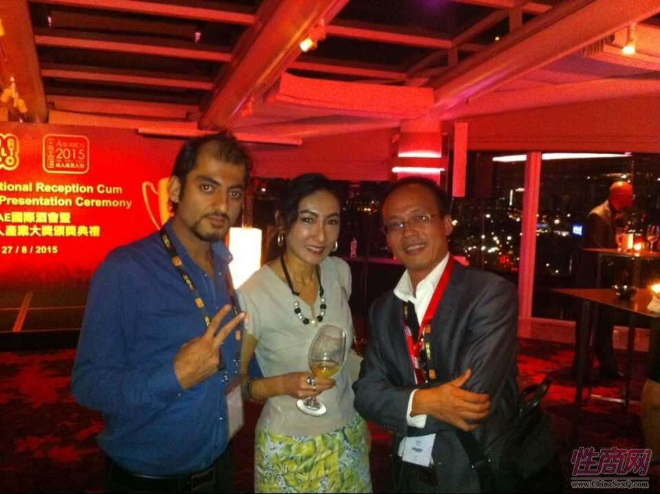2015亚洲成人博览亚洲区成人产业颁奖礼图片19
