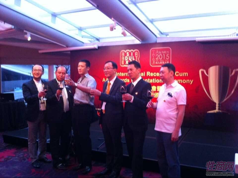2015亚洲成人博览亚洲区成人产业颁奖礼图片25