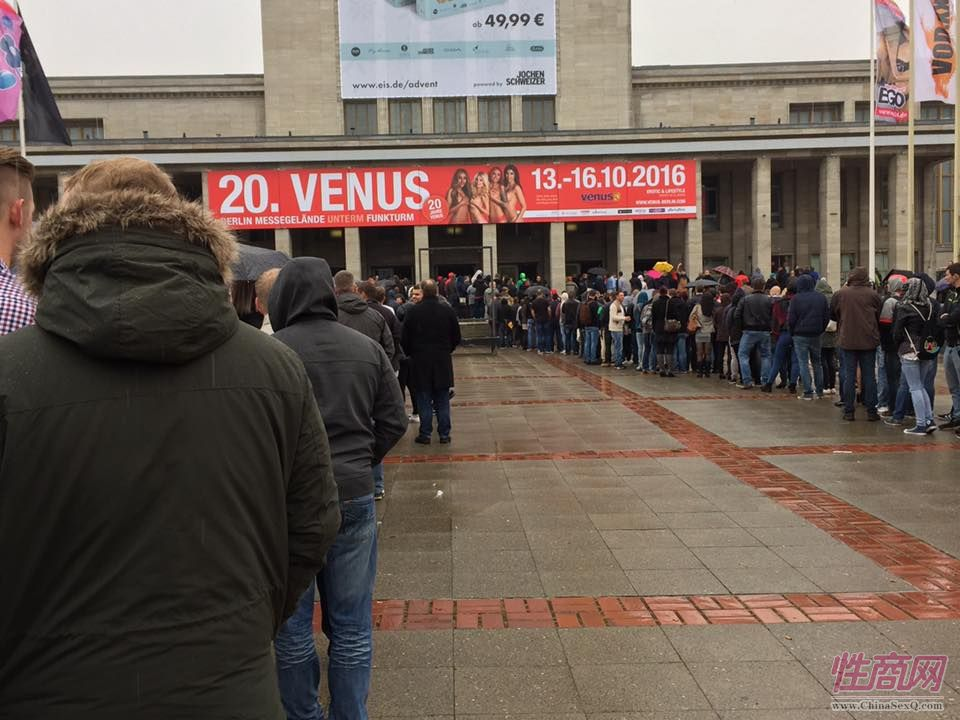 2016德国柏林成人展VENUS――参展观众2图片1