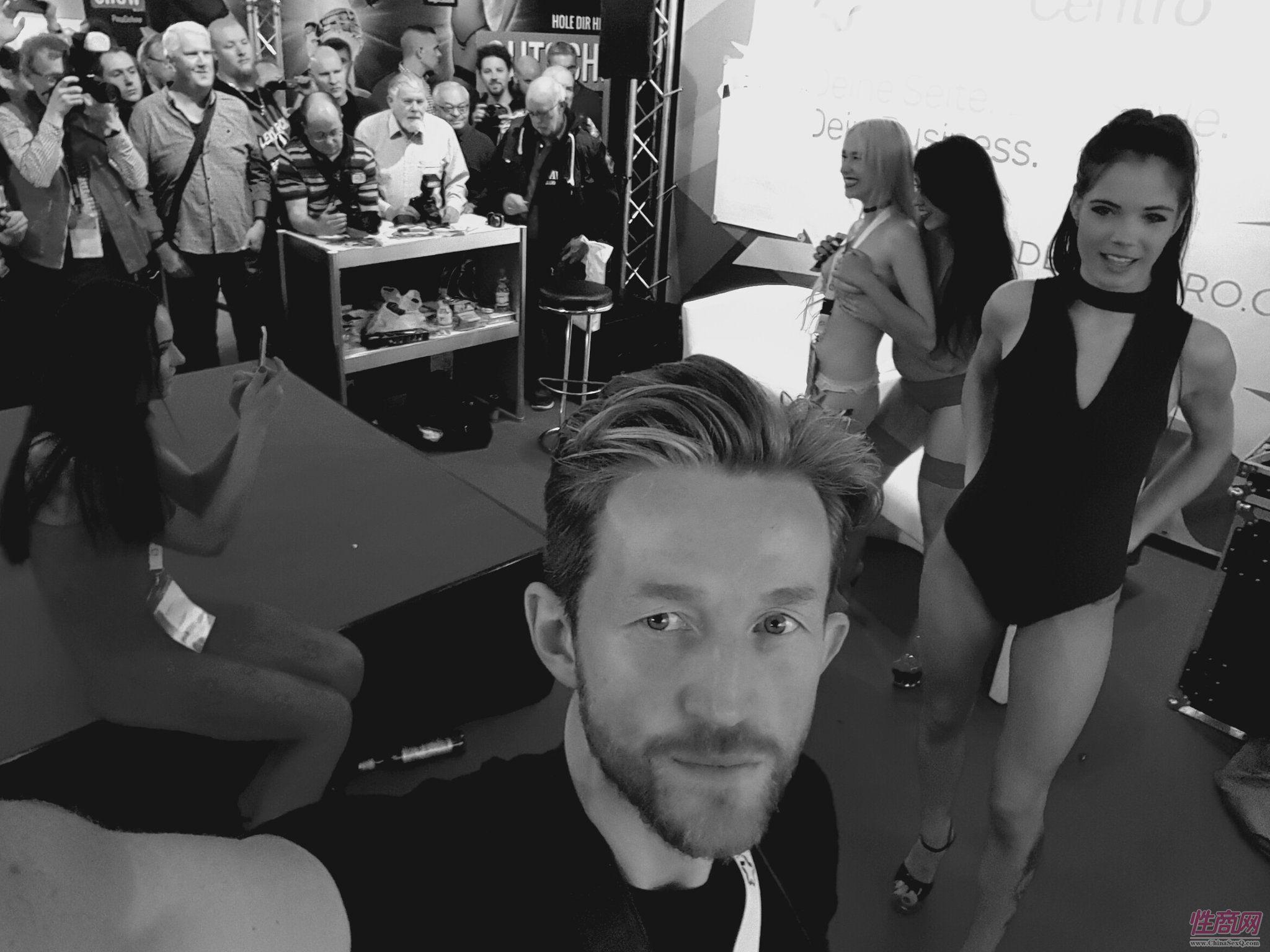 2016德国柏林成人展VENUS――参展观众2图片11
