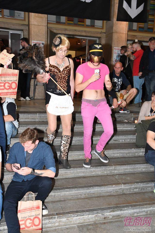 2016德国柏林成人展VENUS――参展观众1图片9
