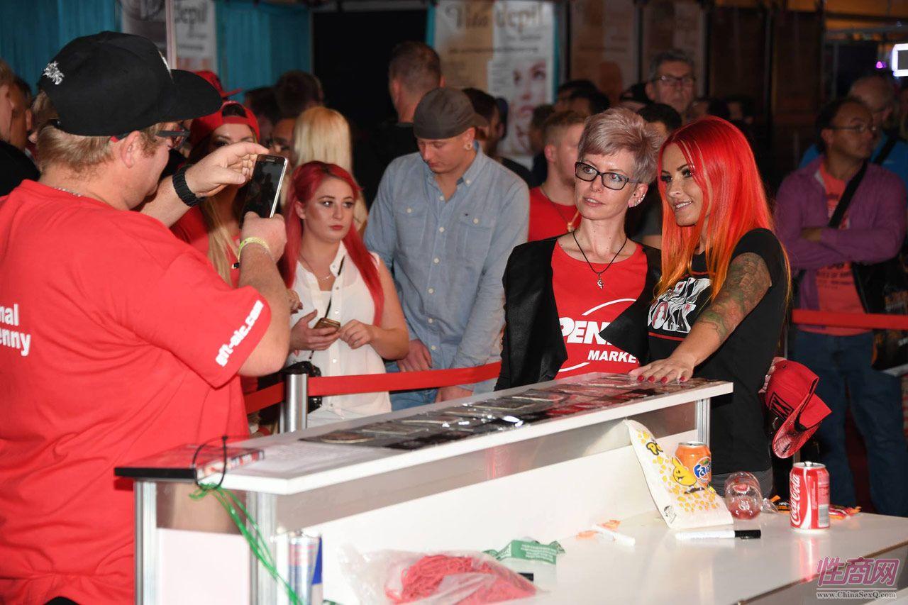 2016德国柏林成人展VENUS――参展观众1图片18