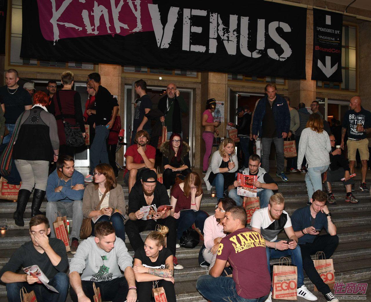 2016德国柏林成人展VENUS――参展观众1图片23