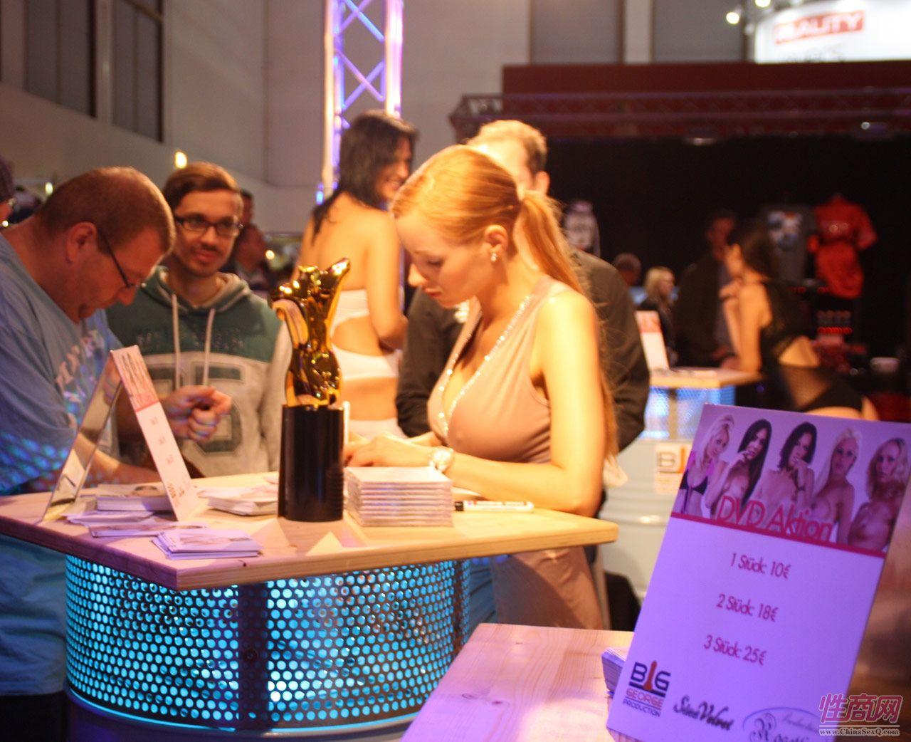 2016德国柏林成人展VENUS――参展女星2图片36