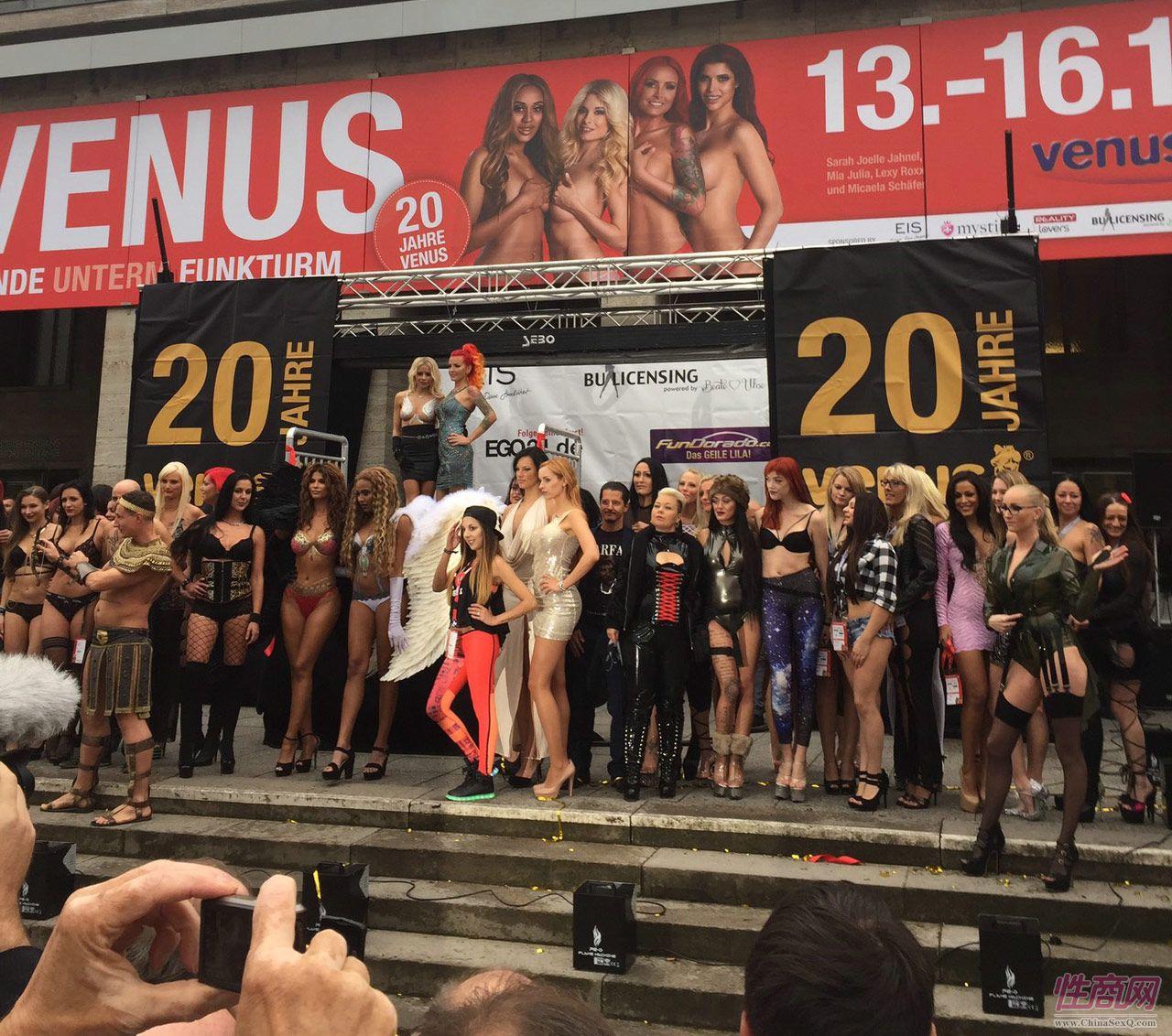 2016德国柏林成人展VENUS――开幕仪式图片1