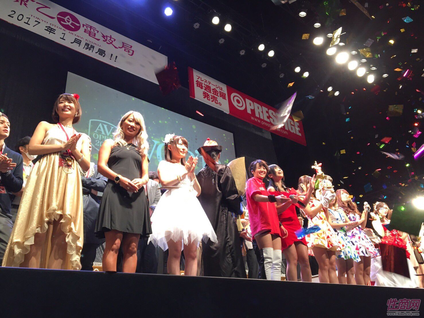 2016日本成人展JapanAdultExpo颁奖典礼2图片2