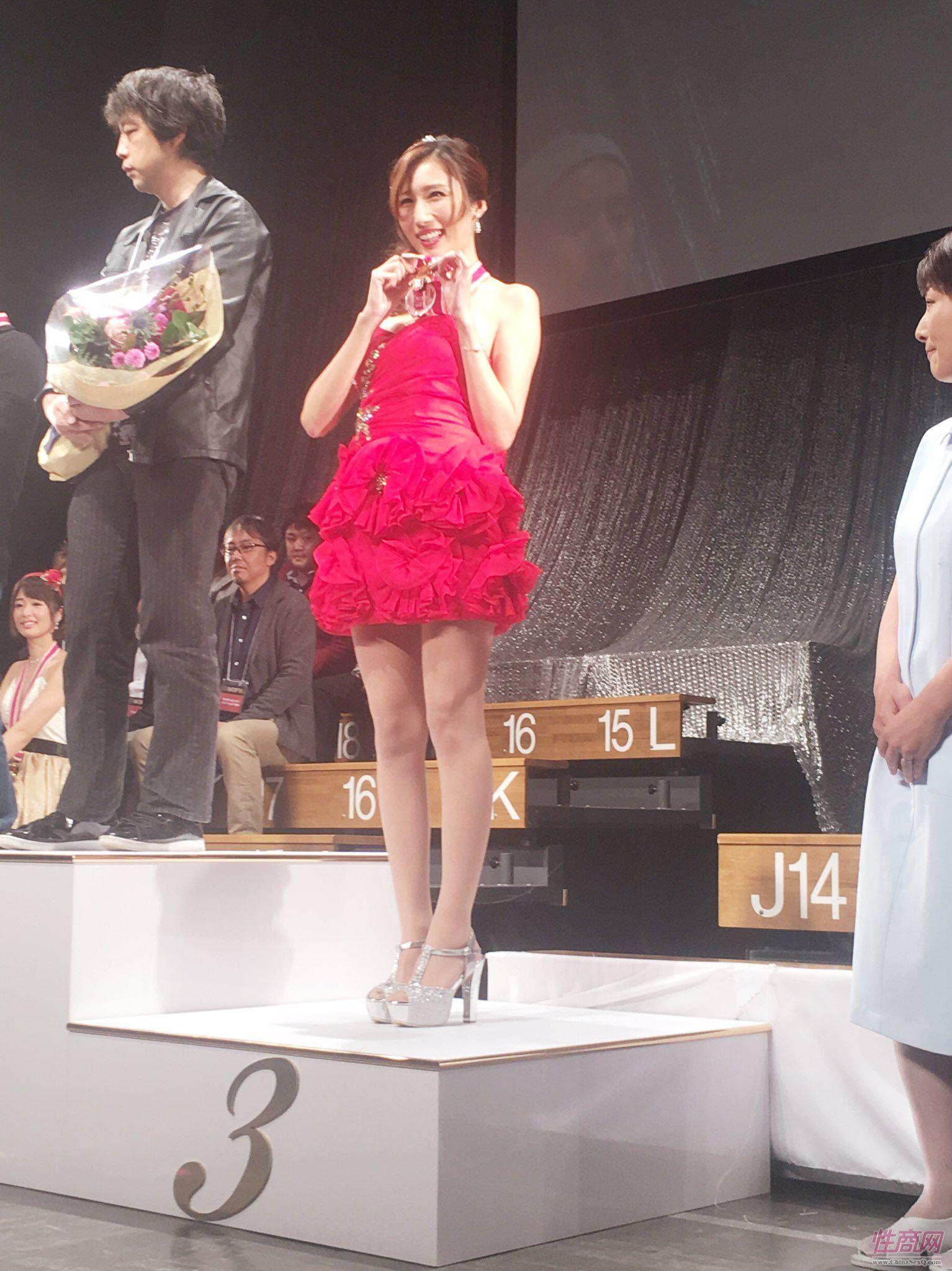 2016日本成人展JapanAdultExpo颁奖典礼2图片6