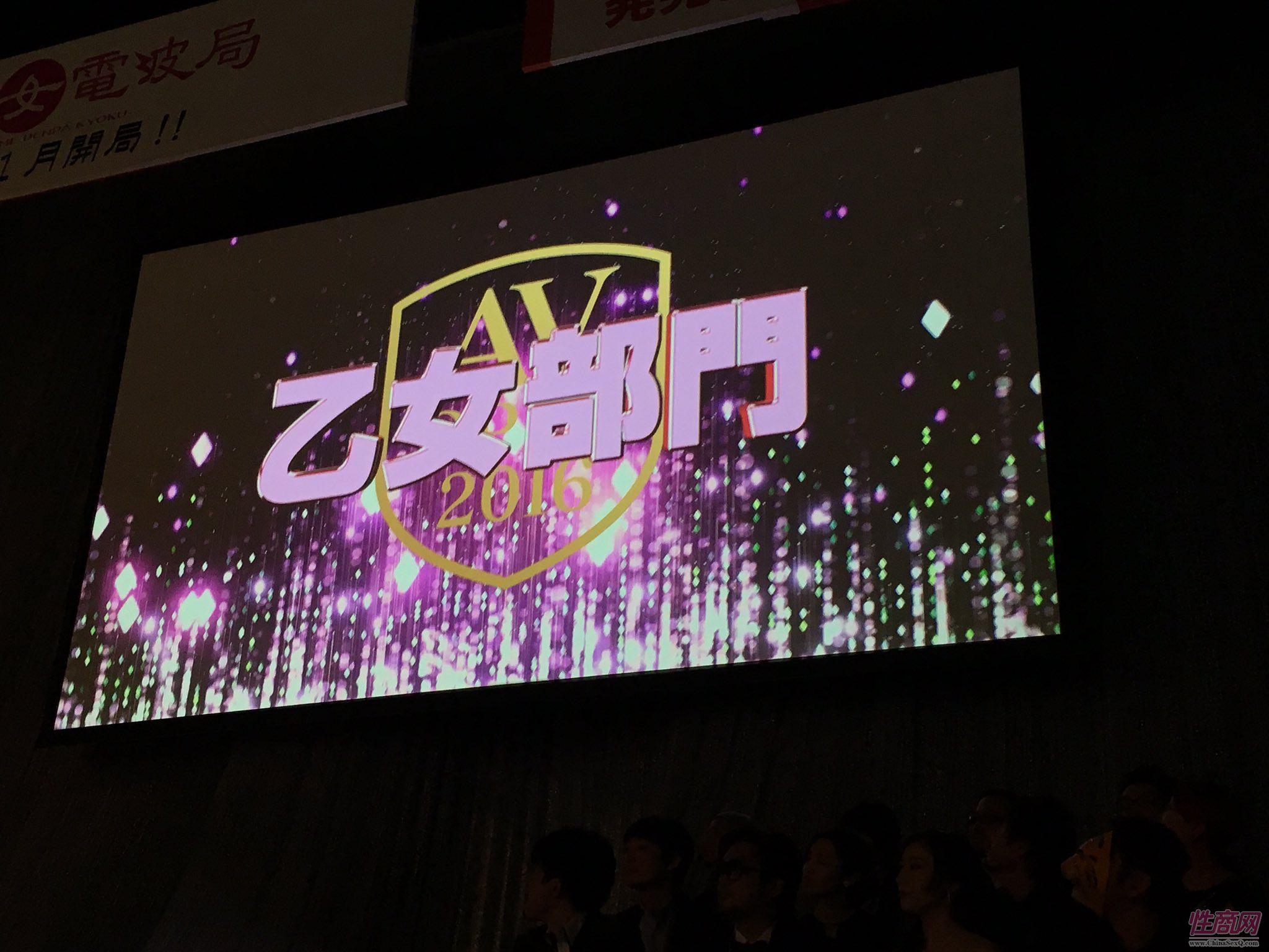 2016日本成人展JapanAdultExpo颁奖典礼2图片8