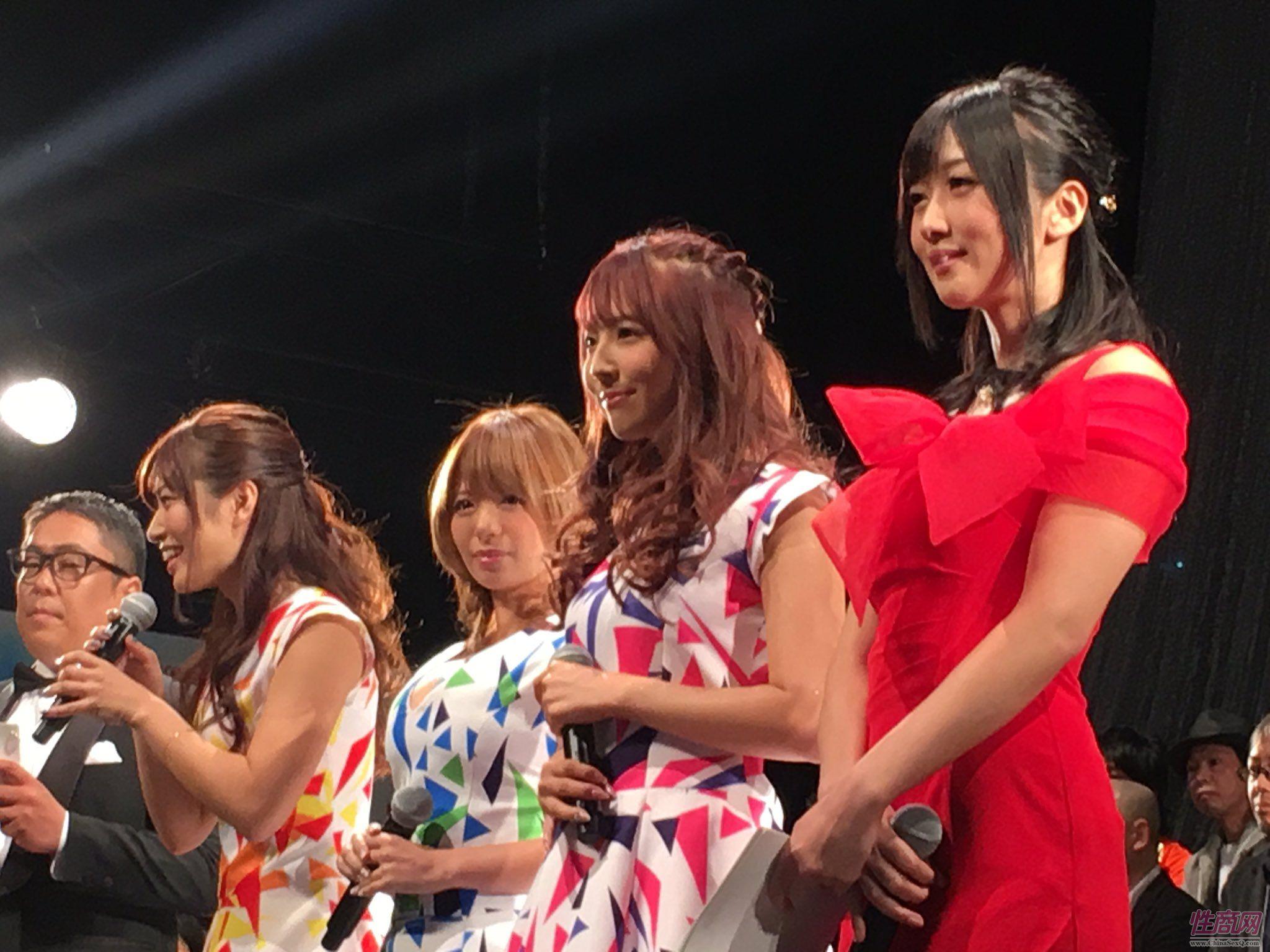2016日本成人展JapanAdultExpo颁奖典礼2图片9