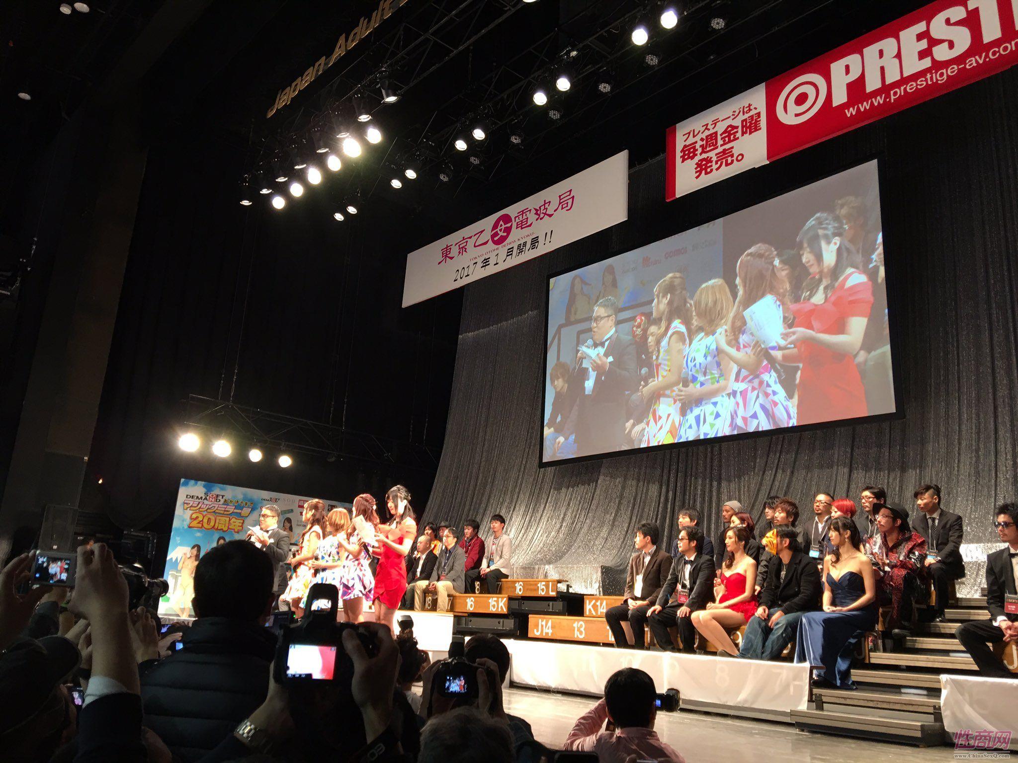 2016日本成人展JapanAdultExpo颁奖典礼2图片11
