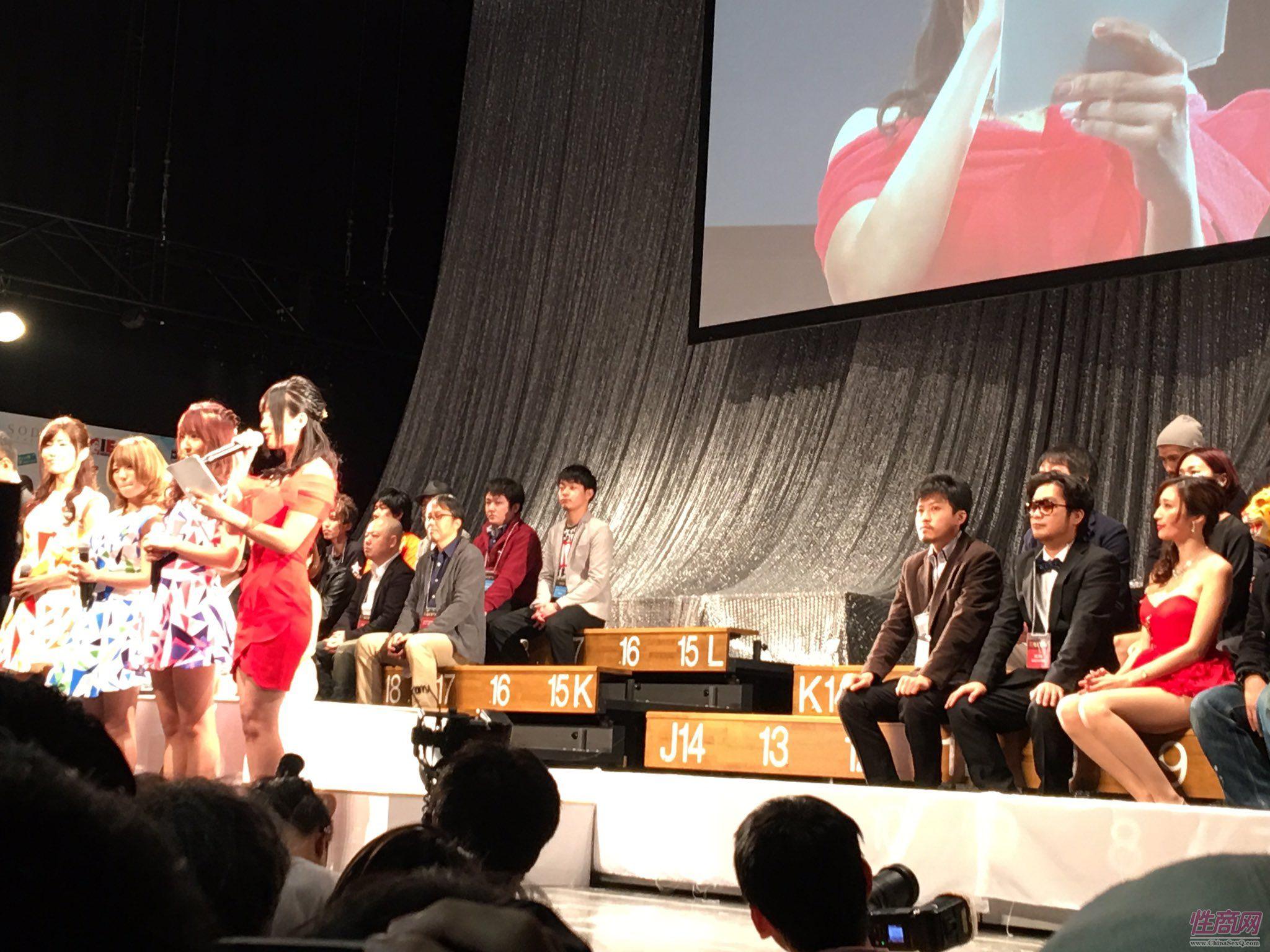 2016日本成人展JapanAdultExpo颁奖典礼2图片12