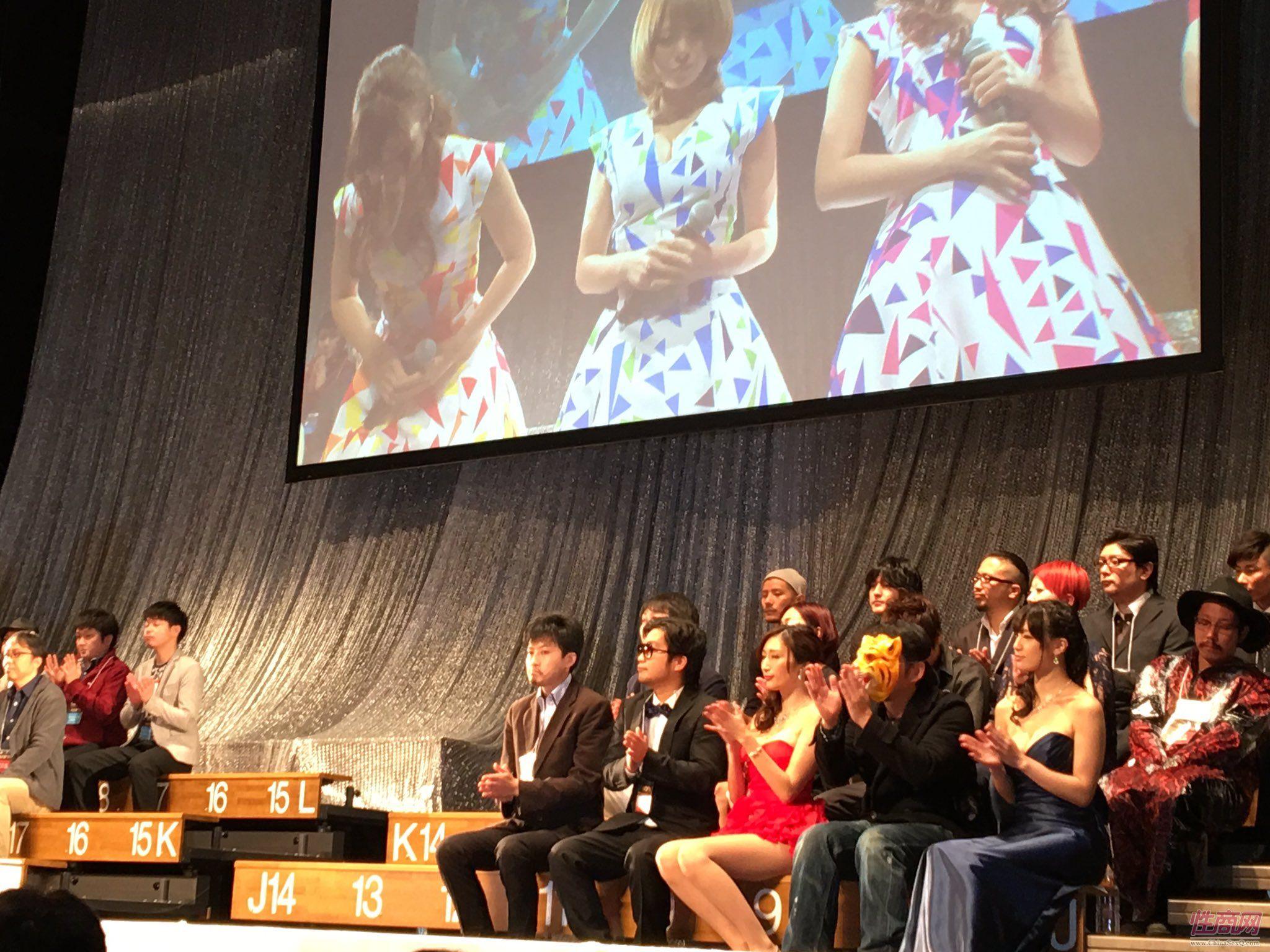 2016日本成人展JapanAdultExpo颁奖典礼2图片13