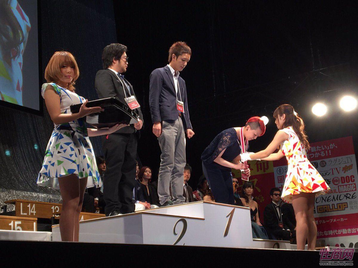 2016日本成人展JapanAdultExpo颁奖典礼2图片14