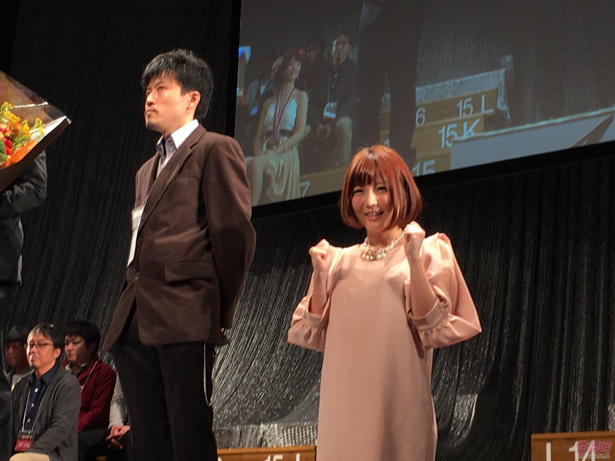 2016日本成人展JapanAdultExpo颁奖典礼2图片19