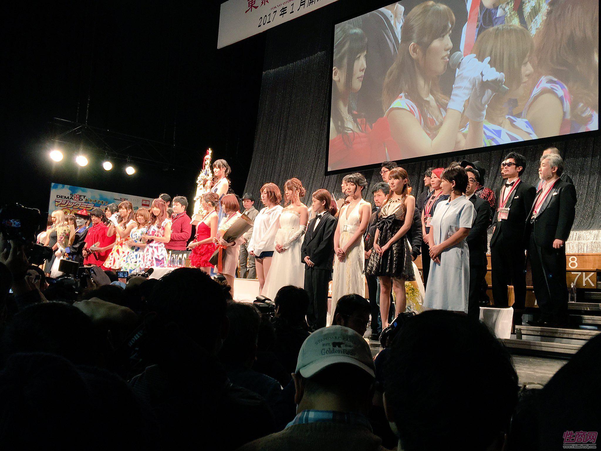 2016日本成人展JapanAdultExpo颁奖典礼2图片24