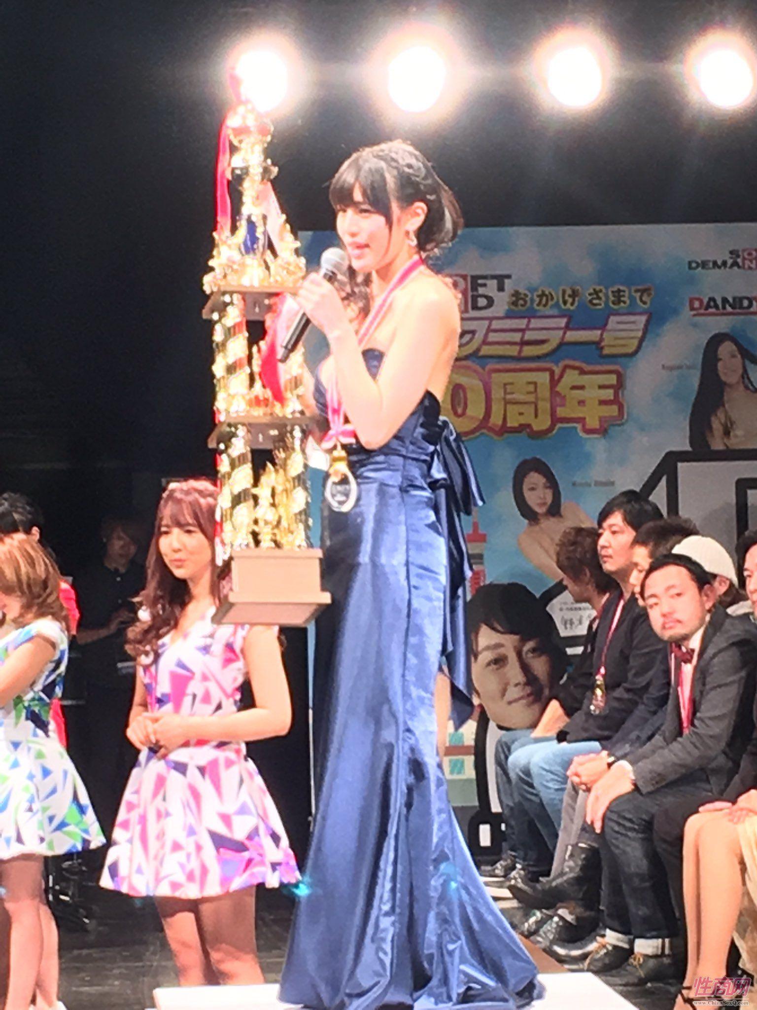 2016日本成人展JapanAdultExpo颁奖典礼2图片30