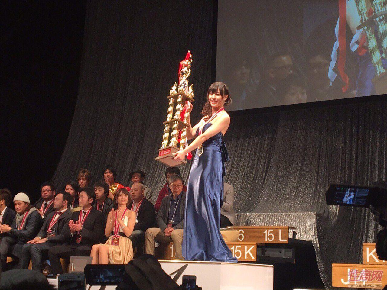 2016日本成人展JapanAdultExpo颁奖典礼2图片32