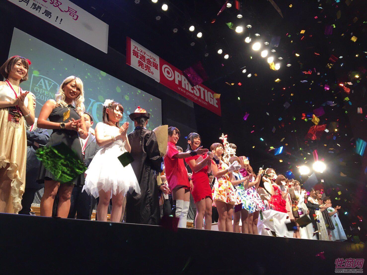 2016日本成人展JapanAdultExpo颁奖典礼1图片2