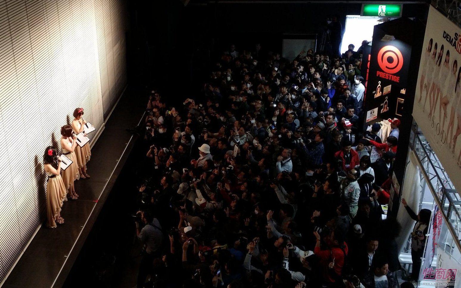 2016日本成人展JapanAdultExpo展会现场2图片1