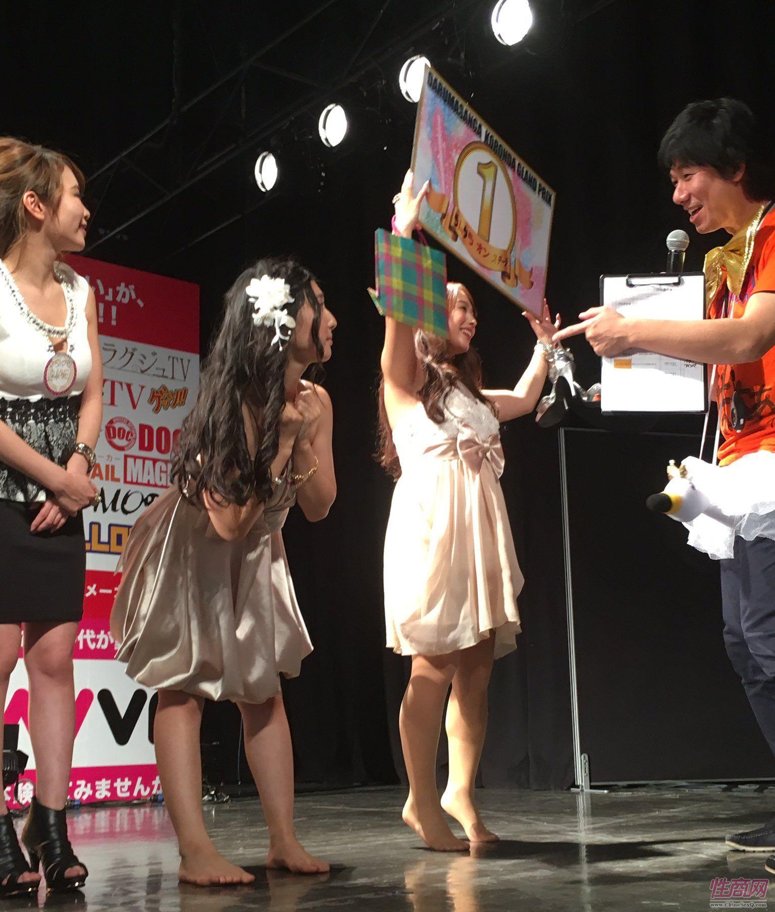2016日本成人展JapanAdultExpo展会现场2图片2