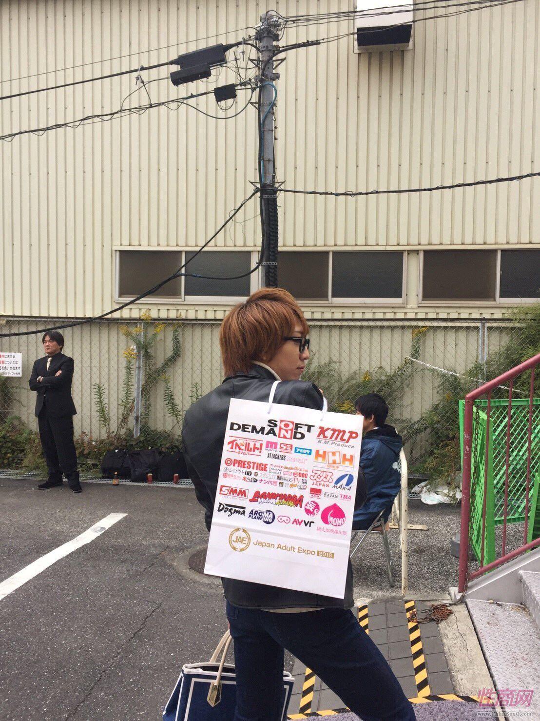 2016日本成人展JapanAdultExpo展会现场2图片11