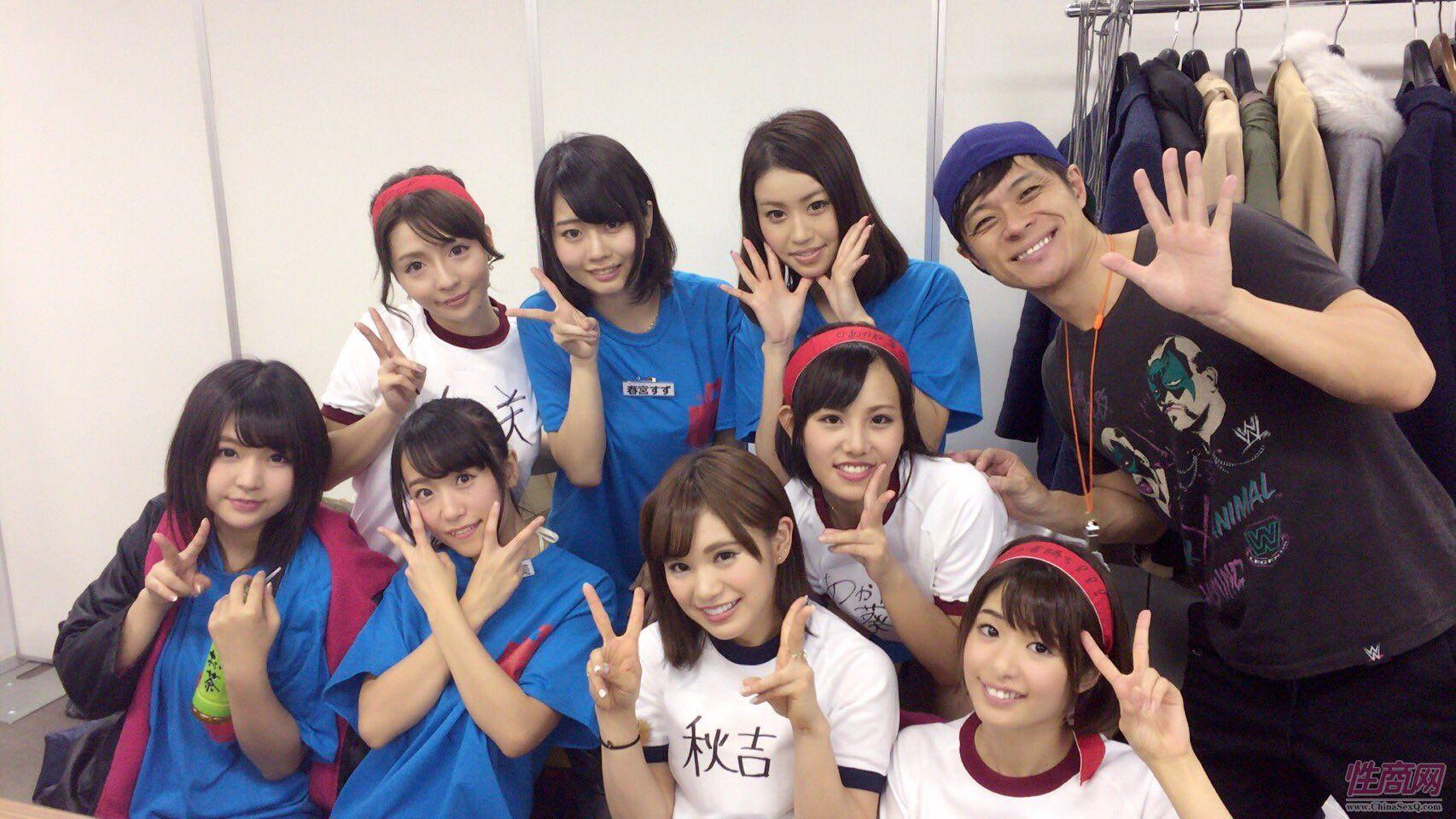 2016日本成人展JapanAdultExpo展会现场2图片40