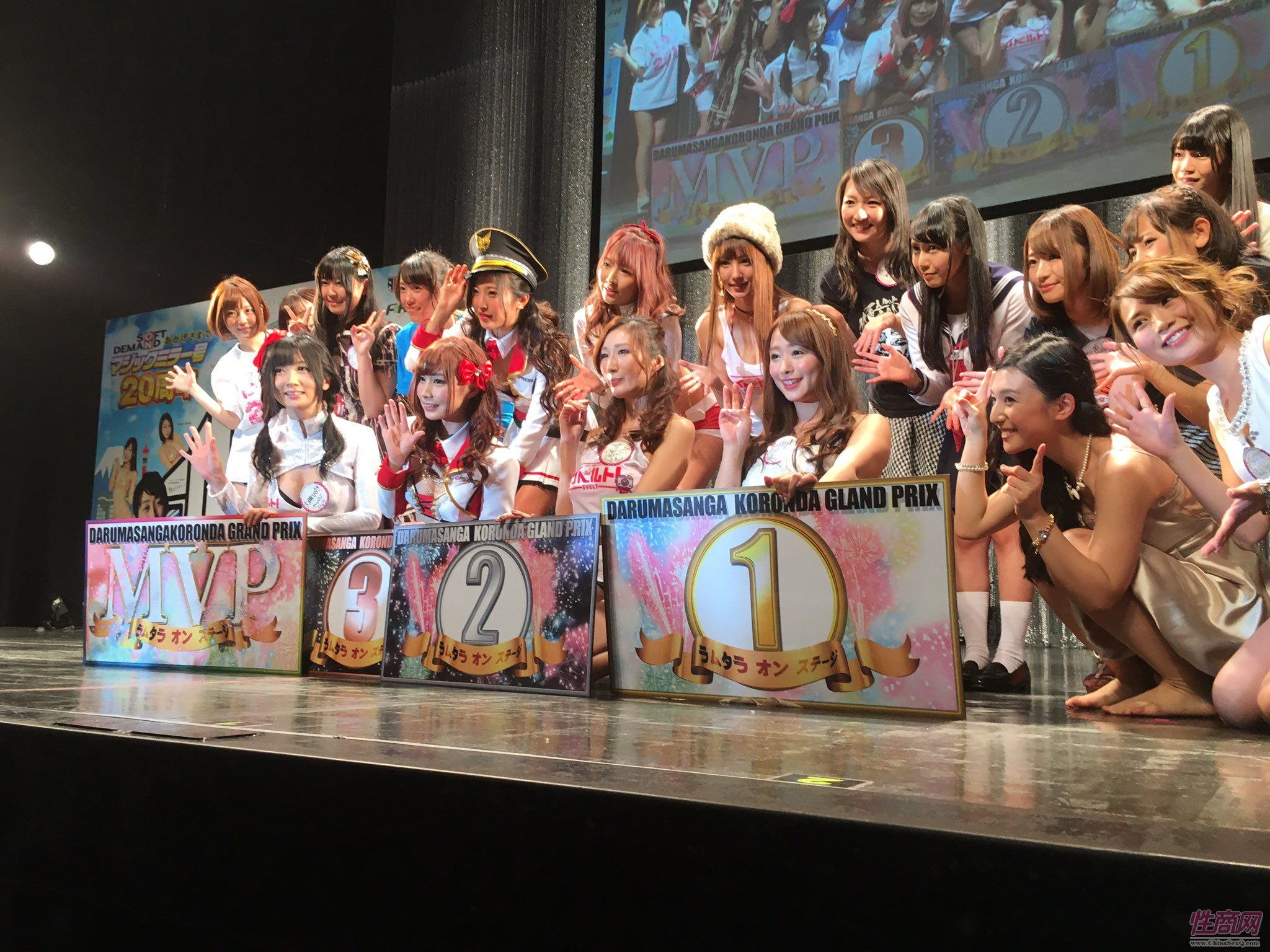 2016日本成人展JapanAdultExpo展会现场1图片3