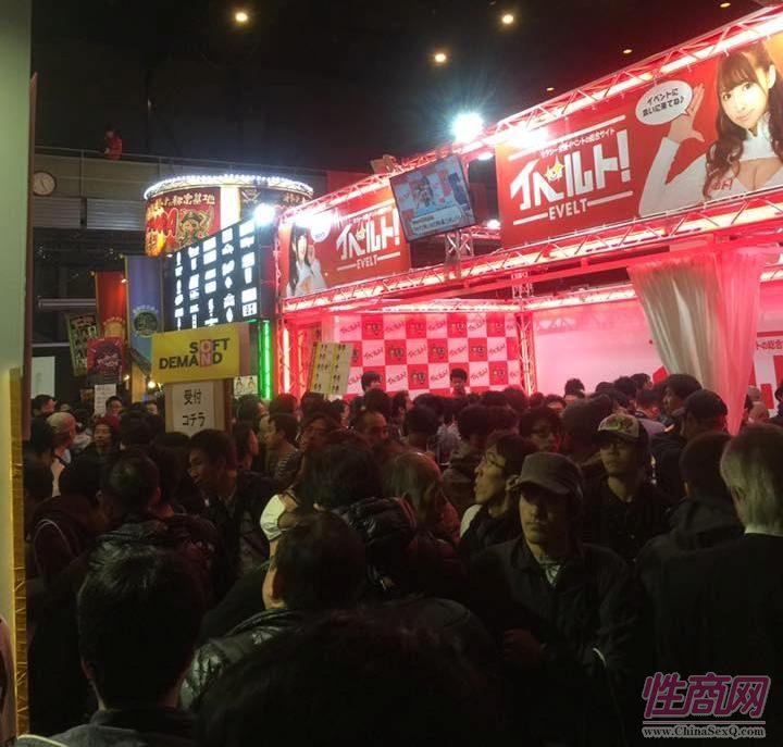 2016日本成人展JapanAdultExpo展会现场1图片2