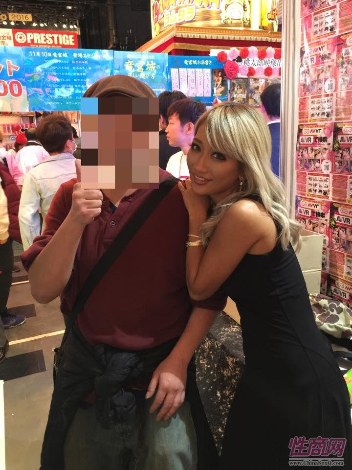 2016日本成人展JapanAdultExpo展会现场1图片8