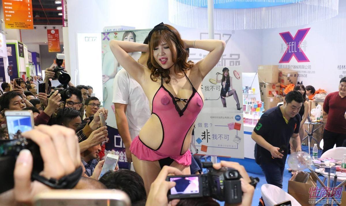 日本女优代言北京非非闪耀广州性文化节――2016广州性文化节性商专访图片2