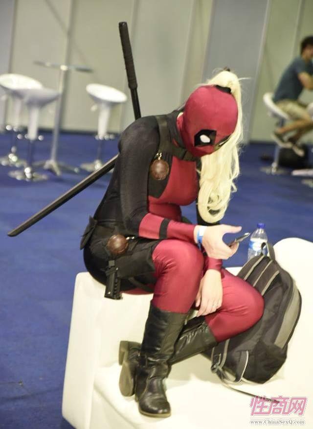 2016南非约翰内斯堡成人展SEXPOcosplay图片3