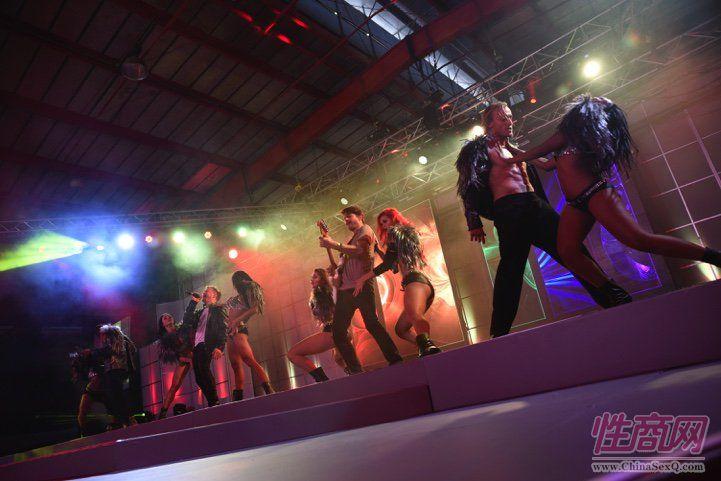 2016南非约翰内斯堡成人展SEXPO精彩表演图片3