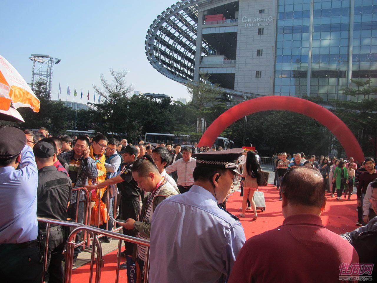 2016第十八届广州性文化节――展会现场图片2