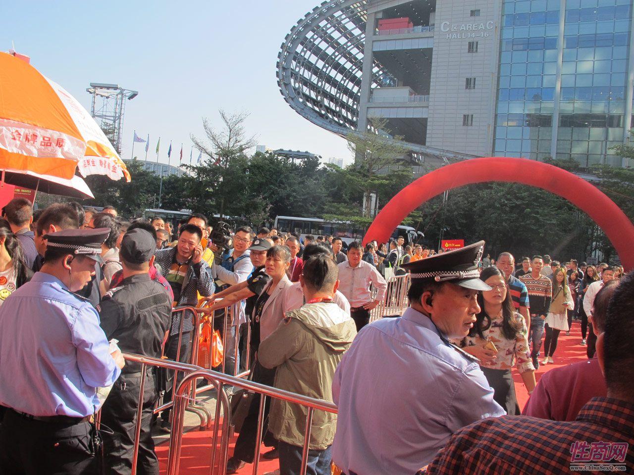 2016第十八届广州性文化节――参展观众图片1