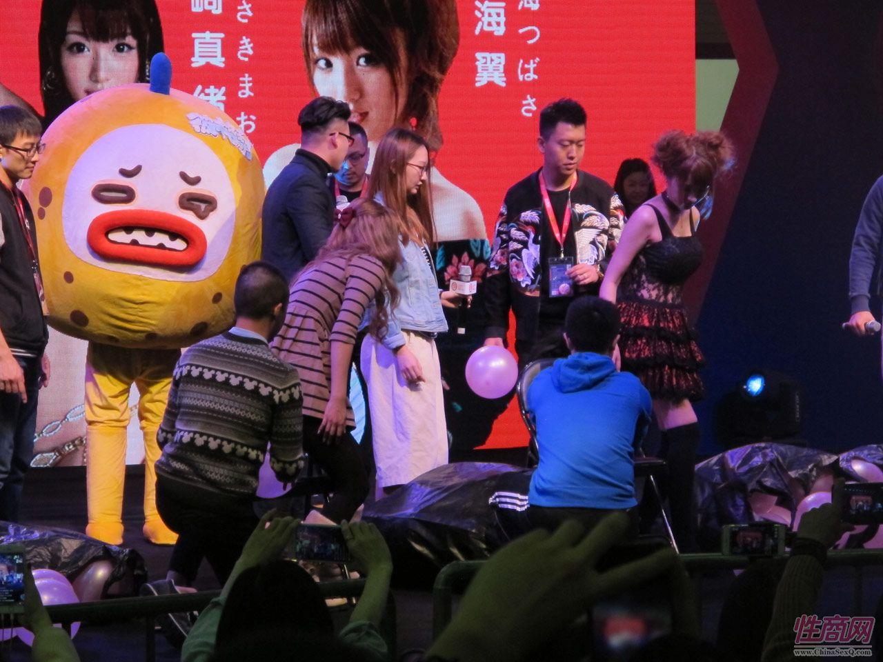 2016年厦门成人展(色扑博览会)精彩集锦图片22