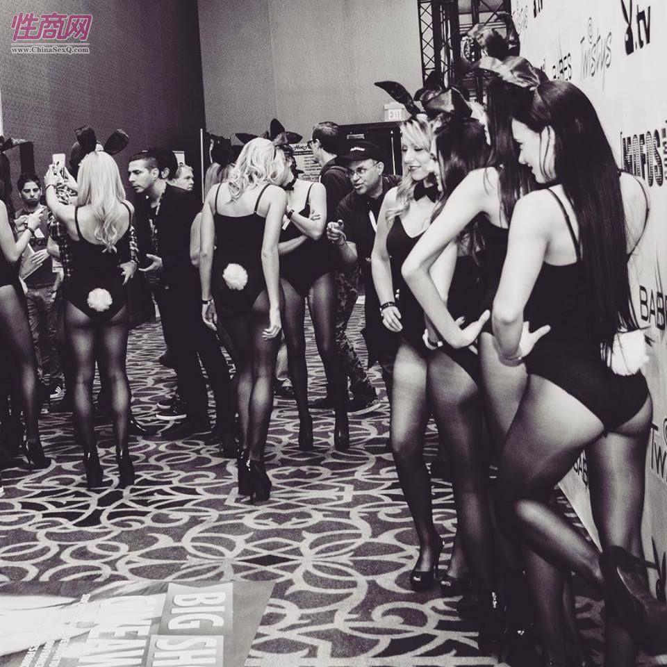 2016美国拉斯维加斯成人展Playboy展台图片2