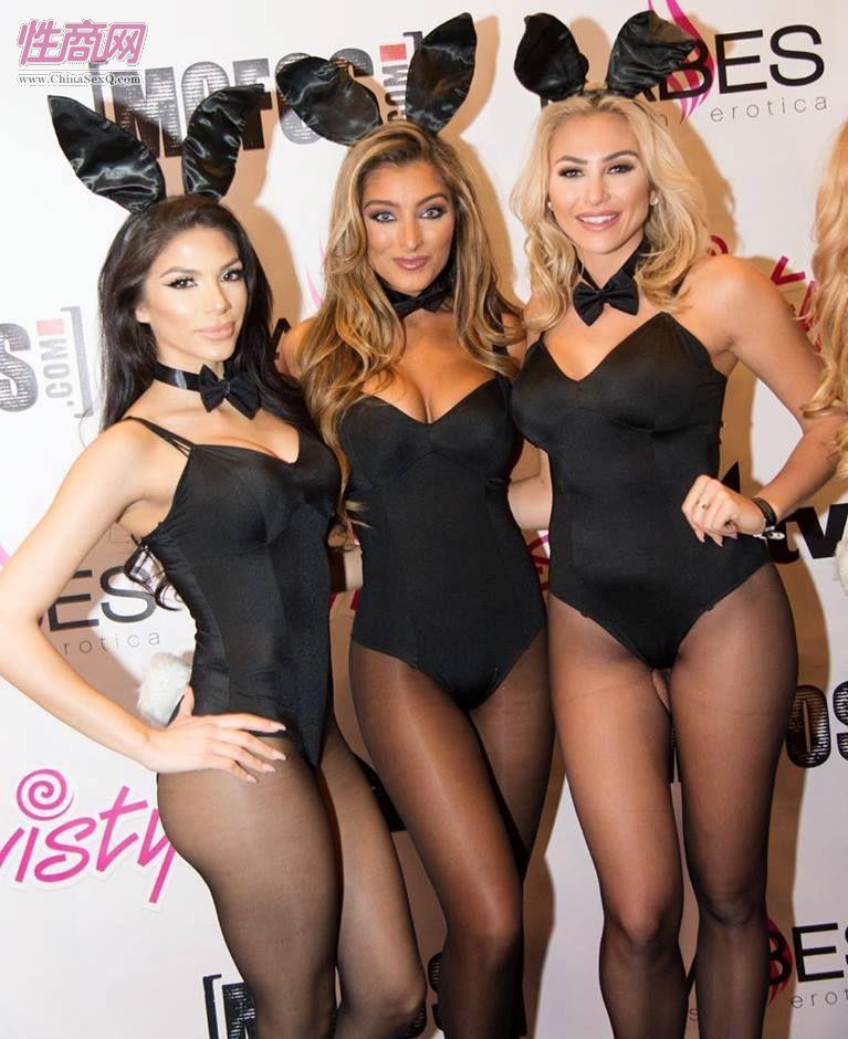 2016美国拉斯维加斯成人展Playboy展台图片3