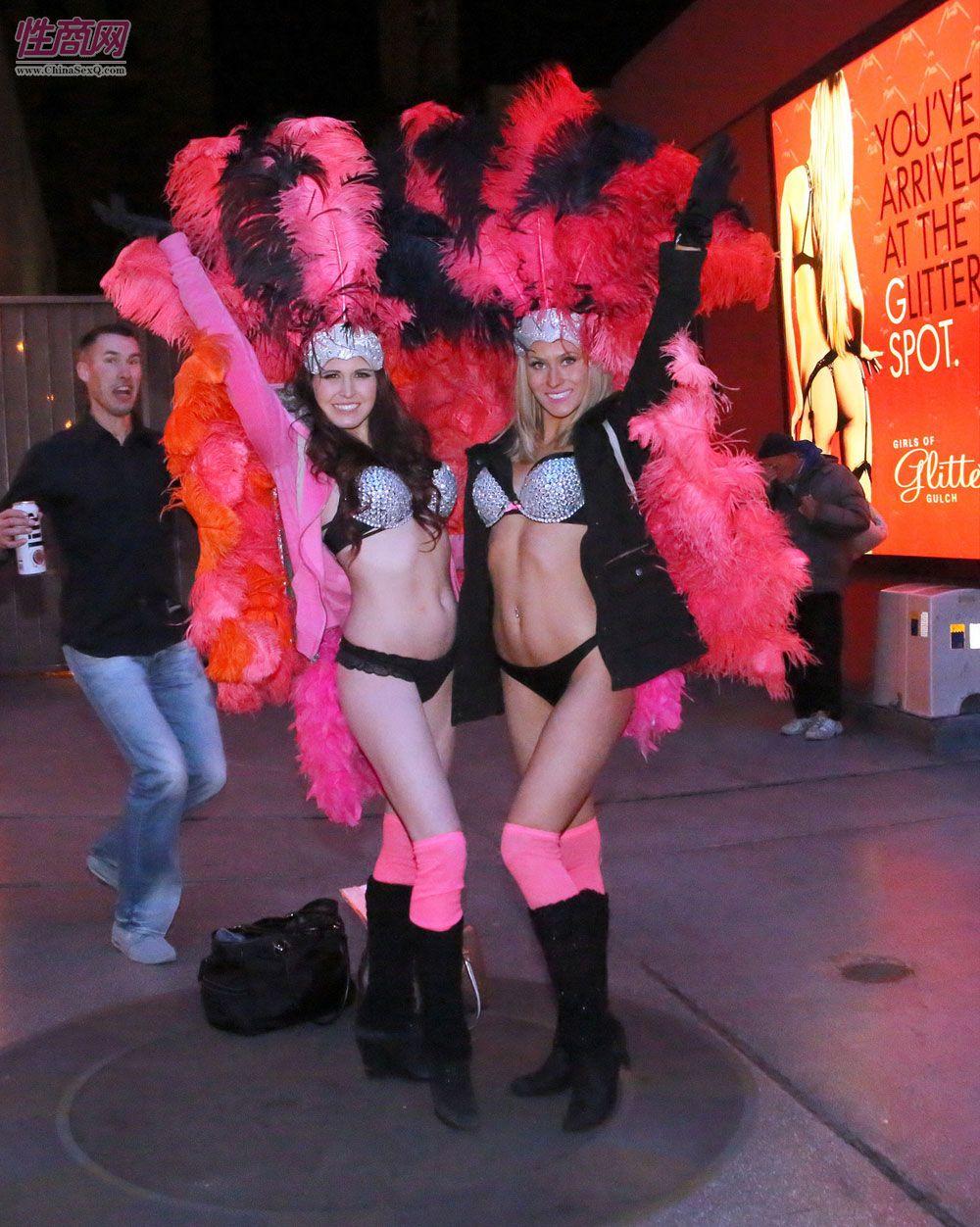 2016美国拉斯维加斯成人展精彩舞台表演图片2