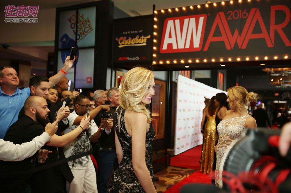 2016拉斯维加斯成人展AVN大奖红毯秀(1)图片2