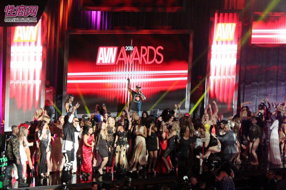 2016拉斯维加斯成人展AVN颁奖典礼(1)图片1