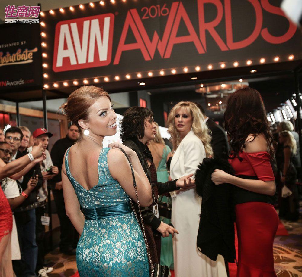 AVN年度颁奖典礼红毯秀