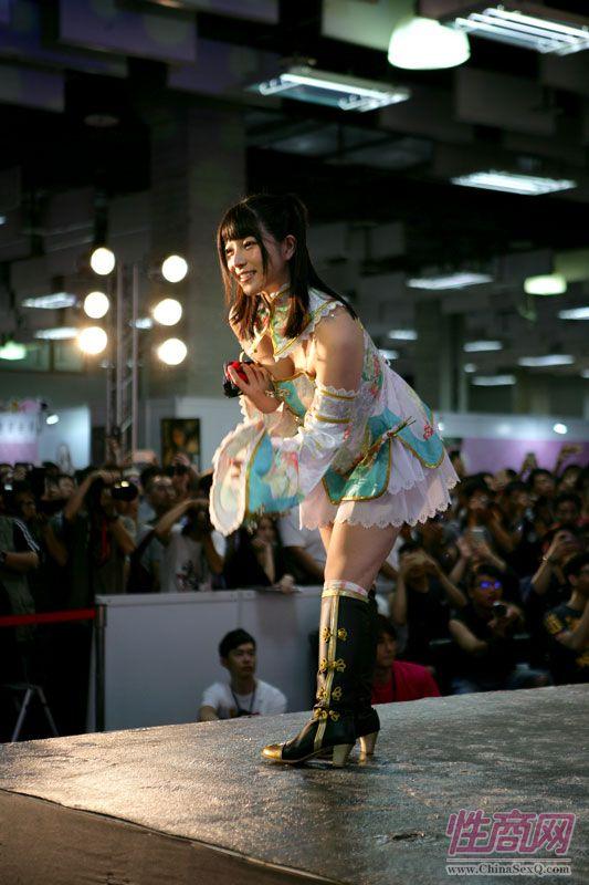 2015第四届台湾成人博览会现场精彩报道图片98